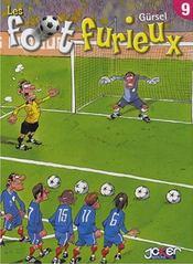Les foot furieux T.9 - Intérieur - Format classique