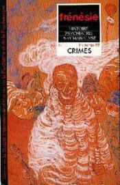 Frenesie N.5 ; Crimes - Couverture - Format classique