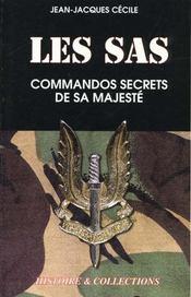 Les sas, commandos secrets de sa majeste - Intérieur - Format classique