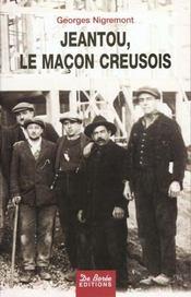 Jeantou Le Macon Creusois - Intérieur - Format classique