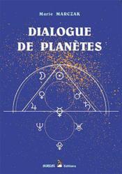 Dialogue de planetes - Couverture - Format classique