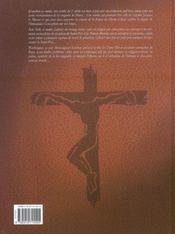 Le messager t.1 ; la sainte lance - 4ème de couverture - Format classique