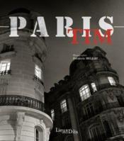 Paris tim - Couverture - Format classique