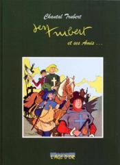 Jean Trubert Et Ses Amis - Couverture - Format classique