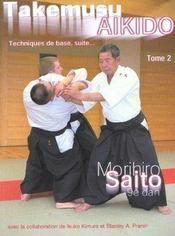 Takemusu aikido t.2 - Intérieur - Format classique