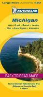 Michigan - Couverture - Format classique