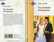 Un Instant D'Emotion - Waiting For The Wedding - Couverture - Format classique