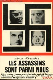 Les Assassins Sont Parmi Nous - Couverture - Format classique