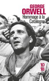 Hommage a la catalogne - Couverture - Format classique