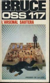 L'Arsenal Sautera (Oss 117) - Couverture - Format classique