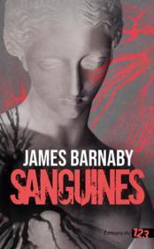 Sanguines - Couverture - Format classique
