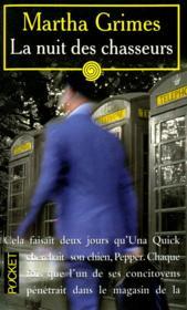 La Nuit Des Chasseurs - Couverture - Format classique