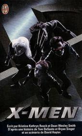 X-men - Intérieur - Format classique