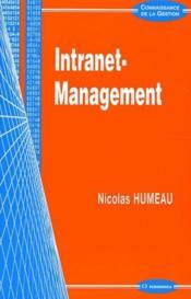 Intranet-management - Couverture - Format classique
