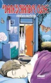 La dame de la chambre close - Couverture - Format classique