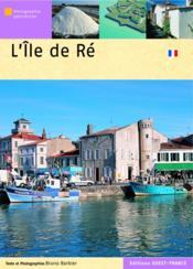 L'Ile de Ré - Couverture - Format classique