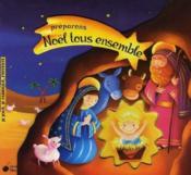 Preparons Noel (Mon Labo D'Activites) - Couverture - Format classique