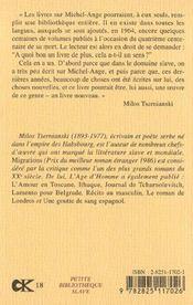Michel-Ange ; Une Mediation - 4ème de couverture - Format classique