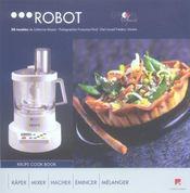 Robot krups cook book - Intérieur - Format classique