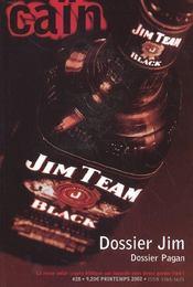 Cain N 28 Dossier Jim Pagan - Intérieur - Format classique