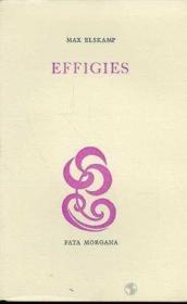 Effigies - Couverture - Format classique