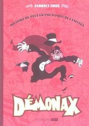 Démonax ; une histoire du plus grand bandit de l'univers - Intérieur - Format classique