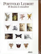 Féérie d'Olivier Ledroit - 4ème de couverture - Format classique