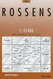 Rossens - Couverture - Format classique