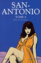 San Antonio t.6 - Couverture - Format classique