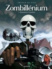 Zombillénium T.2 ; ressources humaines - Couverture - Format classique