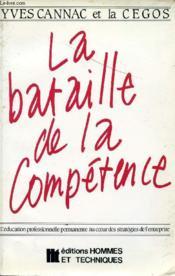 Bataille Competence - Couverture - Format classique
