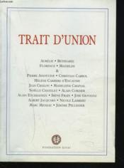Trait D'Union - Couverture - Format classique