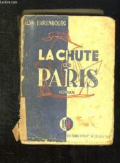 La Chute De Paris. - Couverture - Format classique