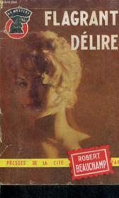 Flagrant Delire - Couverture - Format classique