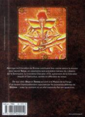 Saint Seiya - next dimension ; le mythe d'Hadès T.8 - 4ème de couverture - Format classique