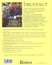 Le Truffaut ; Edition 2002 - 4ème de couverture - Format classique