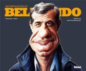Les tribulations de Belmondo - Couverture - Format classique