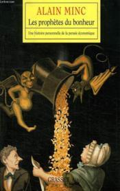 Les prophetes du bonheur - Couverture - Format classique
