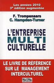 L'entreprise multiculturelle (3e édition) - Intérieur - Format classique