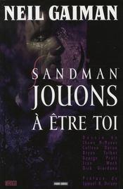 Sandman t.5 ; jouons à être toi - Intérieur - Format classique