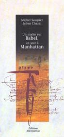 Un Matin Sur Babel - Intérieur - Format classique