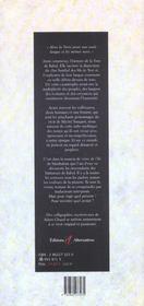 Un Matin Sur Babel - 4ème de couverture - Format classique