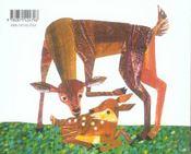 Kangourous Ont-Ils Une Maman - 4ème de couverture - Format classique