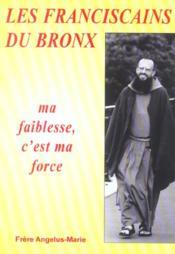 Les franciscains du bronx - Couverture - Format classique