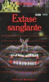 Extase Sanglante - Couverture - Format classique