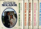 6 Tomes Les Gens De Mogador. Julia Vernet 1 Et 2, Ludivine 1 Et 2, Dominique 1 Et 2. - Couverture - Format classique