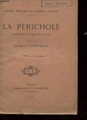 La Perichole - Couverture - Format classique