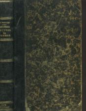 Dernieres Lettres De Femmes - Couverture - Format classique