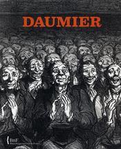 Daumier ; l'écriture lithographique - Intérieur - Format classique