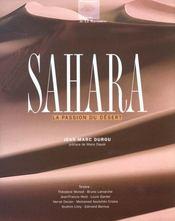 Sahara - Intérieur - Format classique